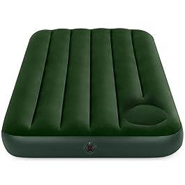 Intex Mac Due – Materasso da campeggio Downy