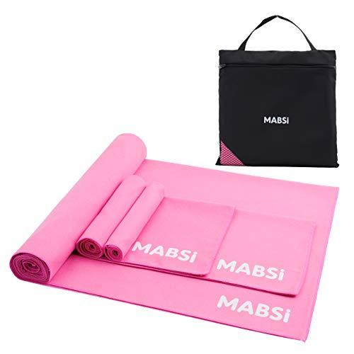 toalla extra grande deporte fabricante Mabsi Bebé
