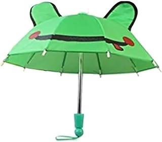 Yissma - Paraguas Infantil con diseño de Animales en 3D,