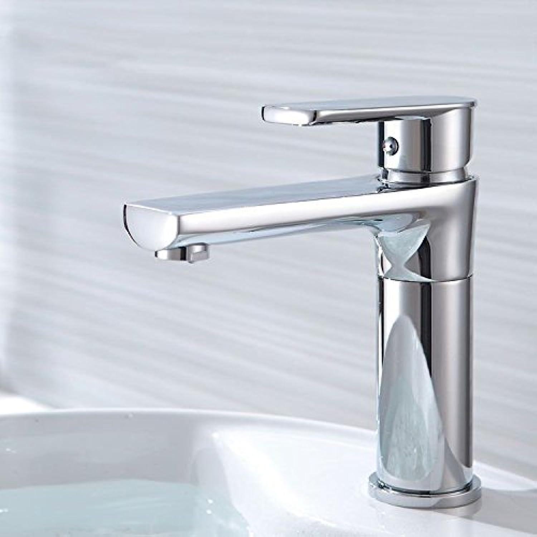 Gyps Faucet Waschtisch-Einhebelmischer Waschtischarmatur BadarmaturWaschtisch Armatur 360 Grad schwenkbaren rockigen Einen Schminkbereich mit Waschbecken Wasserhahn,Mischbatterie Waschbecken