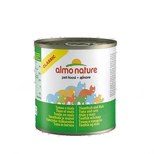 Almo Classic Cat 1280 Thon et maïs