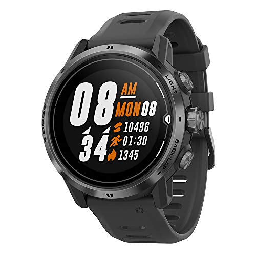 COROS APEX Pro Premium Multisport GPS Watch with Heart Rate and Pulse Ox Monitor, 40h Full GPS Battery, 24/7...