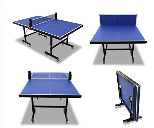 三方良し 折りたたみ 卓球台 ファミリー卓球台 専用ネット付 移動式 カイザー 卓球台 家庭用 折り畳み式卓球台 ピンポン台 ピンポン、レジャー・レクリエーション、ファミリー、自宅用 卓球ネット ピンポンセット