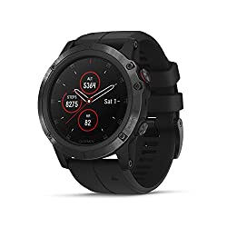 The Best Fitness Watch In Market Today - Garmin fēnix 5X Plus -Ultimate Multisport GPS Smartwatch And Much More