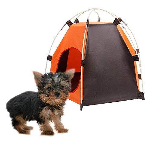 SCJ Tienda de campaña Plegable portátil para Perros Casa para Gatos Cama...
