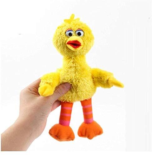 DINEGG Sesame Doll Street Plüsch gestopft Spielzeug Keks Monster Weiche Puppen Kinder Geburtstag 23 cm YMMSTORY