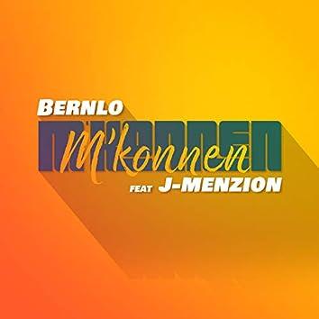 M'konnen (feat. J-Menzion)