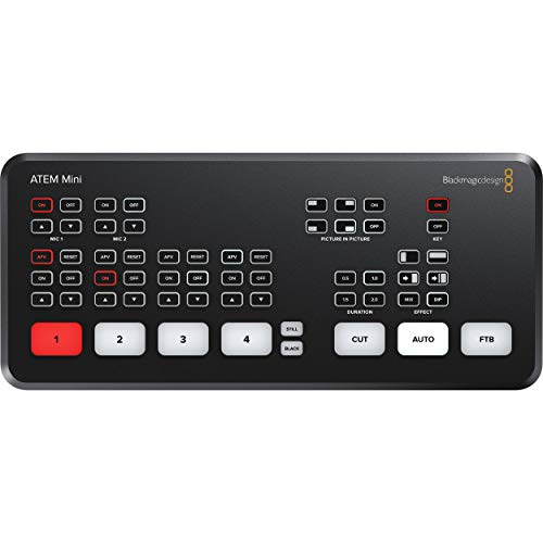 Blackmagic Design Atem Mini