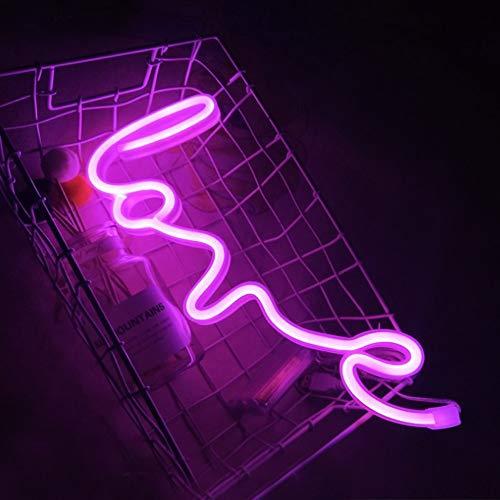 Neon Schilder Led,Neon Schilder Led Beleuchtung,Neonlicht für Schlafzimmer,Led Leuchtschilder,Led Leuchtschilder Gaming,Neonschild Led Wand,Led Schilder