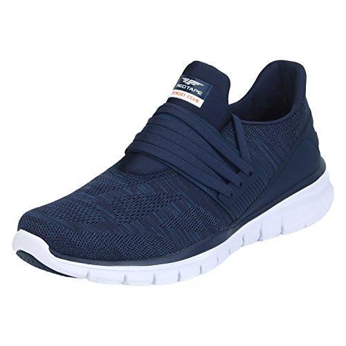 Red Tape Men's Blue Nordic Walking Shoes-8 UK/India (42 EU)(RSC0434C-8)