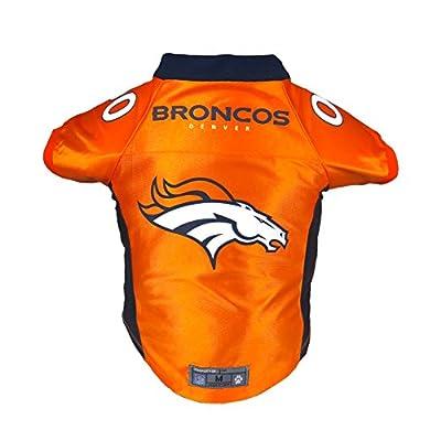 NFL Denver Broncos Premium Pet Jersey, Large