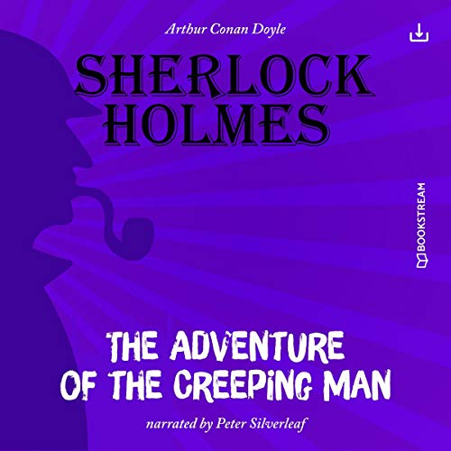 The Adventure of the Creeping Man cover art