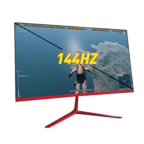 Red tide 144HZ 24 inch borderless plate pc-scherm, 1080P flatscreen, LED-display spel game LED / LCD-computerdisplay, Full-HD-ingang HDMI / VGA