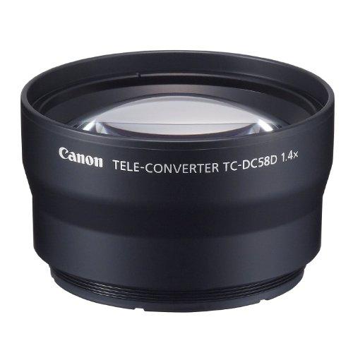 Canon DSC TC-DC58D Telekonverter für Canon PowerShot G10