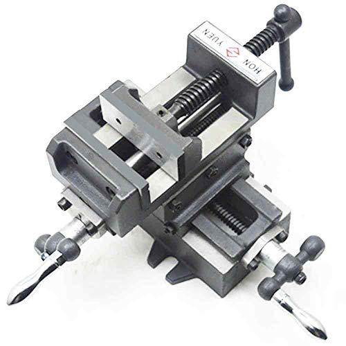 Kreuz Schraubstock, Präzision schwere mobile Plattform, Schraubstock, Bank-Fräsmaschine, Quertischklemme 3 Zoll