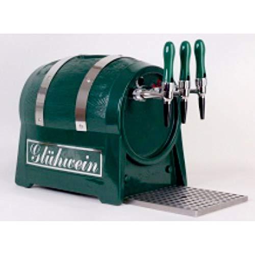 Bebidas de calentador de agua, 3de cerveza (con compensador de aire integrado, 9kW, forma de barril Chasis
