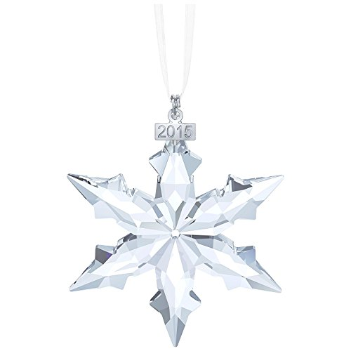 SWAROVSKI Annual Edition 2015 Crystal Star Ornament