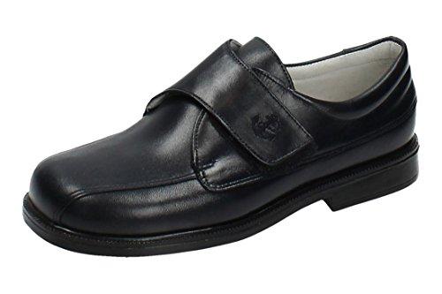 YOWAS 6893 Zapatos COMUNIONES NIÑO Zapato COMUNIÓN Marino 34
