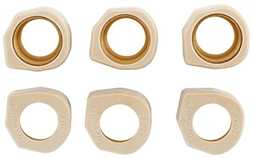 Rollensatz Dr. Pulley 20x17 mm Gramm 10,5