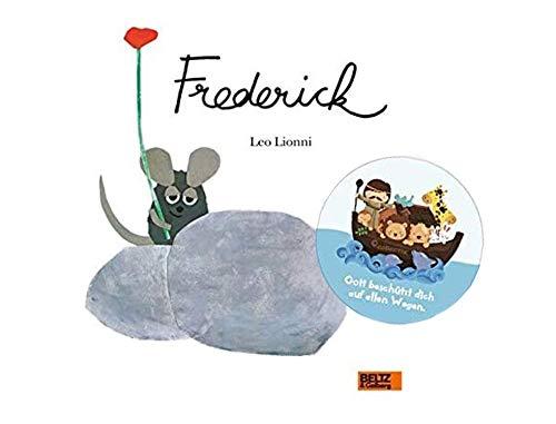 Beltz & Gelberg Frederick (Gebundenes Kinderbuch) + Kindersticker von Collectix