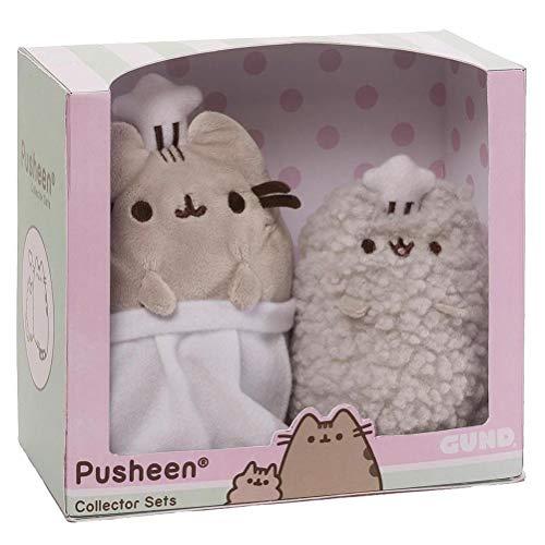 GUND Pusheen Baking Collectable Set