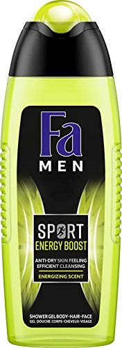 Fa Men Douchegel Sport Double Power Boost, 250 Ml