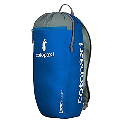Cotopaxi Luzon 18L Durable Cinch Top Daypack - Lightweight Hiking Packable Backpack