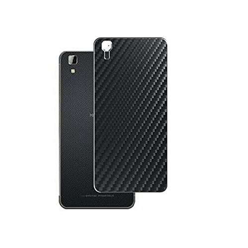 Vaxson 2 Stück Rückseite Schutzfolie, kompatibel mit Hisense A2 Pro, Schwarz Backcover Skin Cover Haut [nicht Bildschirmschutzfolie Hülle Hülle ]