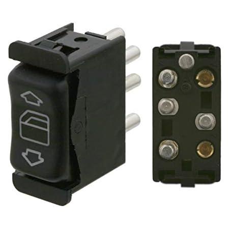 Febi Bilstein 23316 Schalter Für Elektrische Fensterheber 1 Stück Auto