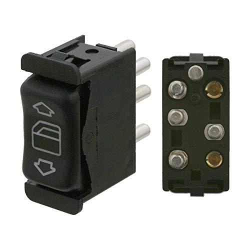 febi bilstein 23316 Schalter für elektrische Fensterheber , 1 Stück
