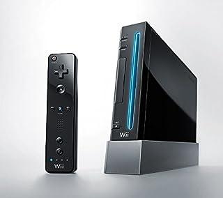 کنسول Wii کنسول نینتندو (سیاه) - (بازسازی)