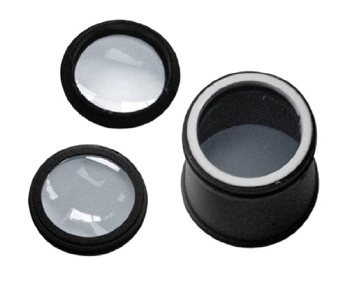 30 ~ 9mm made in Japan EX-157 1.8-fold, 5-by-7-fold lens diameter TSK loupe inspection Eye Loupe magnification