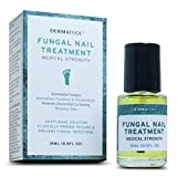Nail Fungus Treatment for Toenail Extra Strength - Antifungal Solution and Fungal Nail Cure Under the Nail - Toe and Fingernail Repair for Damaged Discolored Thick Nails - with Nail Care SetTools