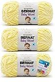 Best Baby Yarns - Bernat Baby Velvet Yarn - 3.5 Oz, Sunshine Review