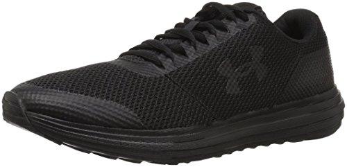 Under Armour Dziewczęce buty do biegania UA W Surge, czarne (Black), 35,5 EU