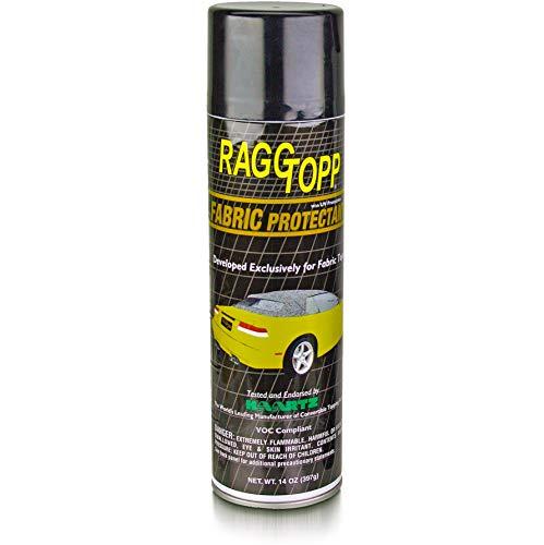 Raggtopp Protectant, Cabrio Stoffverdeck Imprägnierung Wetter- & UV-Schutz Spray
