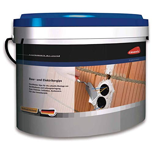 CIMCO 140335 Bau-+ Elektrikergips 10kg E