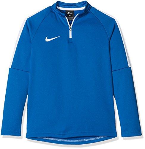 Nike et NK Dry acdmy coutil T-Shirt à Manches Longues, Enfants L Multicolore - Bleu/Blanc (Azul/Blanco (Blue Jay) (Blue Jay))