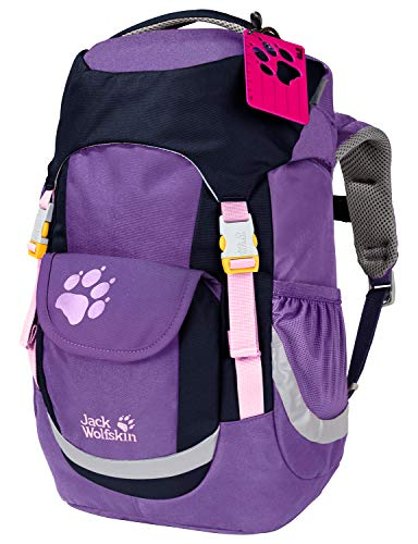 Jack Wolfskin Unisex Jugend Explorer 16 Rucksack, deep Lavender, One Size