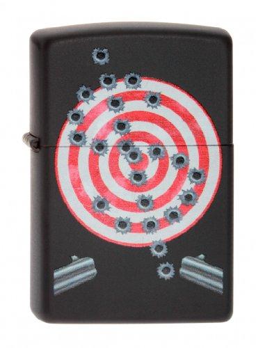 Zippo 2003879 Feuerzeug Bullet Holes