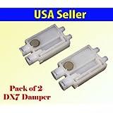 2xダンパーfor Epson dx7印字ヘッドSolvent / Waterbaseプリンタb300b310b500b510