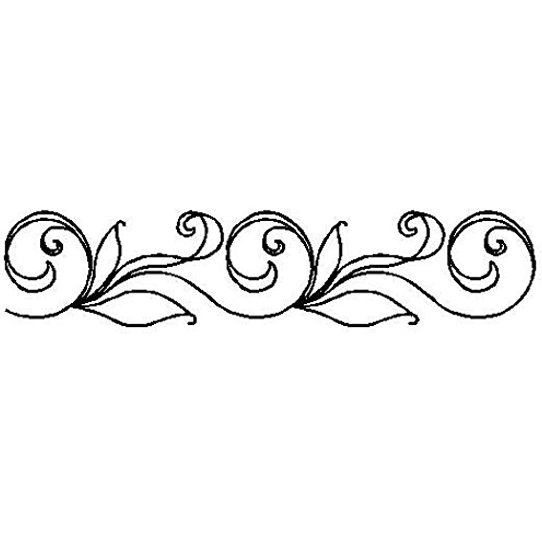 Quilting Creations Signs of Spring Quilt Stencil, 4