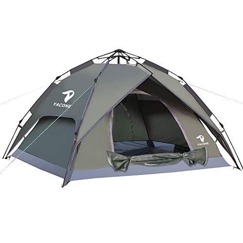 雨でもキャンプを楽しもう!テントの雨対策を徹底解説|タープやすのこを使うコツものサムネイル画像