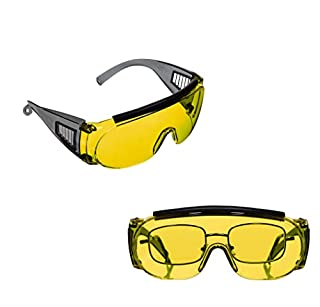 Allen Company Over-Prescription Shooting Glasses (B003TWWT5A) | Amazon price tracker / tracking, Amazon price history charts, Amazon price watches, Amazon price drop alerts