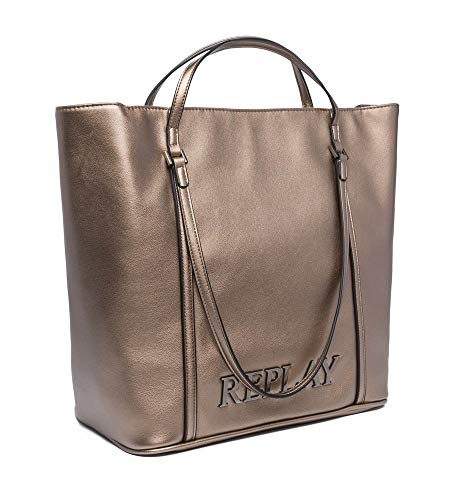 REPLAY, FW3002.001.A0420 Donna, Bronzo scuro 173, UNIC