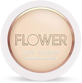 Flower Beauty Light Illusion Perfecting Powder (Nude)