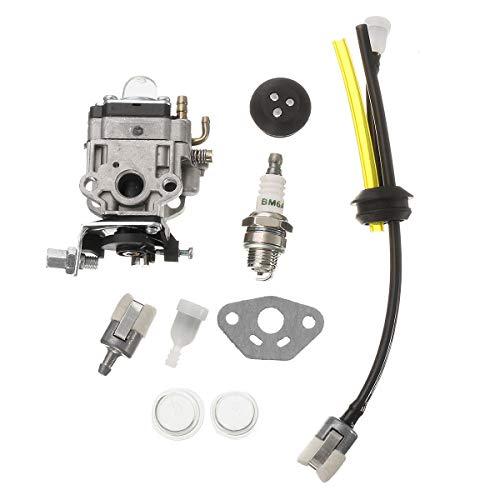 DIBAO Accesorios de reemplazo de carburador Carburador Carbo para Echo PAS280 PPF280 PPT280 SRM280 Trimmers Carburador