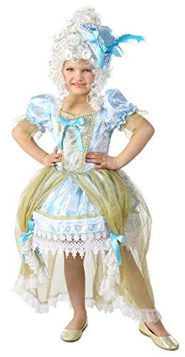 Fantasia de Princesa Paraíso Madame Florence