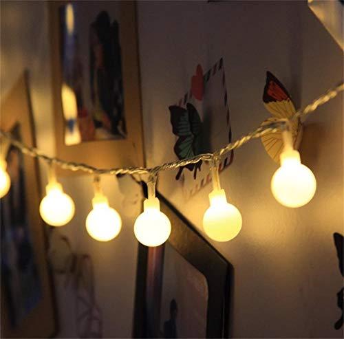 Meter_China Ledbollamp, 10 m, 100 bol, binnendecoratie, gordijnlamp, bol, LED-lamp, kleine bol,
