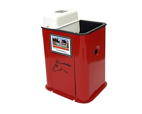 : Brower MJ31HE Super Insulated Heated Livestock Waterer